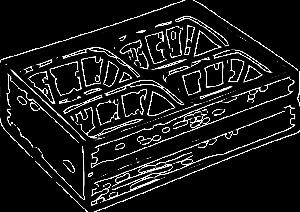 gebrauchte Holzkisten