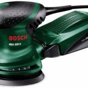 Bosch PEX 220A Einhand Exzenterschleifer