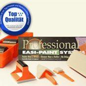 Aquablade Professional Easi Painter System inkl. 3-teiliger Verlängerungsstiel (ca. 52cm) - Spezial Malerwerkzeug für Profi und Heimwerker - Kein Tropfen - Kein Klecksen - Kein Spritzen