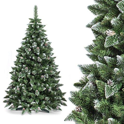 k nstlicher weihnachtsbaum premium tannenbaum chrisbaum. Black Bedroom Furniture Sets. Home Design Ideas